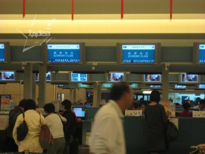 IAdea HD Media Appliances deployed at Taiwan Taoyuan International Airport